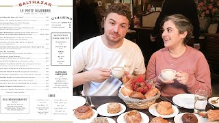 Trying Everything on the Menu at an Iconic NYC Restaurant (Ft Claire Saffitz) | Bon Appétit