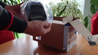 unboxing Brother QL-810W