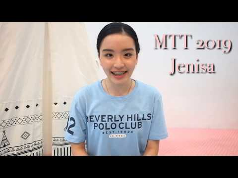 MTT 2019 Online Audition เจนิษา เพ็ชร์เล็ก