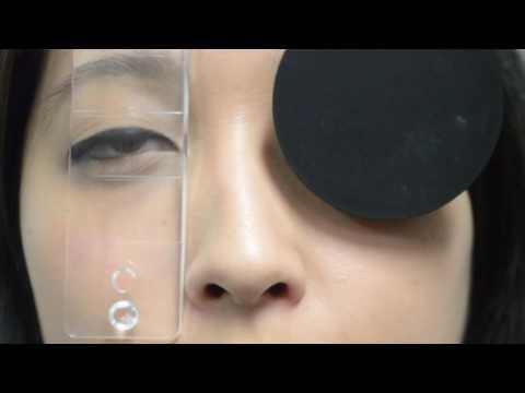 Acuitatea vizuală a ochiului drept este normală