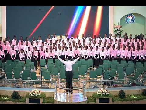 DCLM Gbagada HQ Children Choir (1st Service)