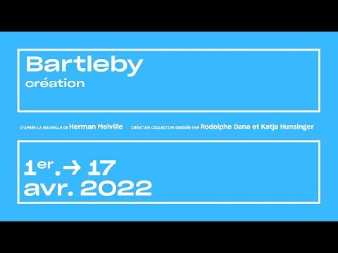 Bartleby est le personnage le plus énigmatique de la littérature. Empl