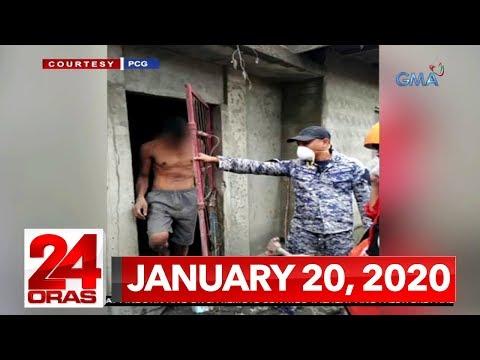 24 Oras Express: January 20, 2020 [HD]