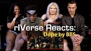 rIVerse Reacts: Dope by BTS - M/V Reaction