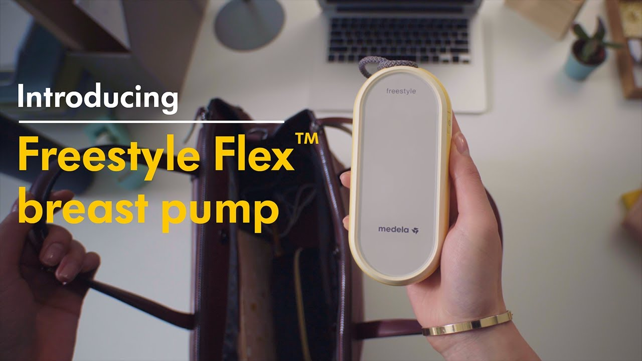 Freestyle Flex Mobile Double Electric Breast Pump Medela