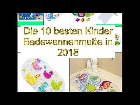 Die 10 besten Kinder Badewannenmatte in 2018