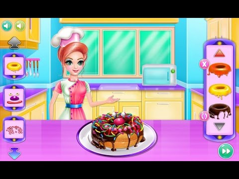 Food Maker Dessert Recipes Cook Recipes Cooking Videos Games for Kids – Baby Android Gameplay