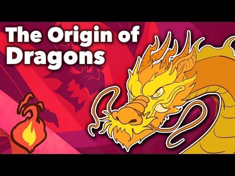 Odkud pocházejí draci?