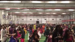 Pramesh Nandi's Raas Garba 2016 at Trio Sportsplex Vaughn. On 1st October 2016.