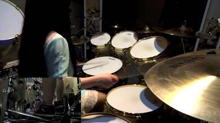 "ARCH ENEMY ""The Immortal"" drum cover by Fumie Abe"