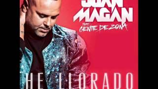 Juan Magan ft. Gente de Zona - He llorado ( Como Un Niño )  (Audio original) Completo