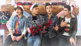 Merry Christmas From Union J!