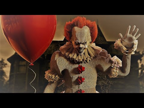 IT 2017 - Bill Skarsgard Compares Playing Pennywise to Being in a Destructive Relationship | MTW