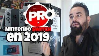 Es más que probable una Revisión o Nueva Nintendo Switch PRO en 2019