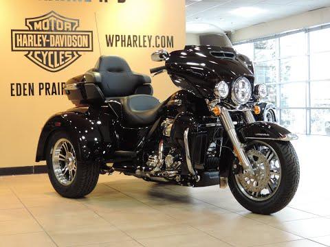 2021 Harley-Davidson® HD Touring Trike FLHTCUTG Tri Glide® Ultra