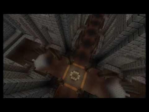 Sie bauten eine Kathedrale - Minecraft