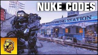 fallout 76 launch codes april