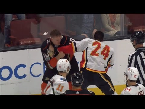 Corey Perry vs. Travis Hamonic