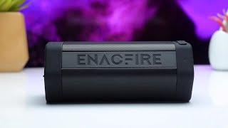 ENACFIRE Soundtank Bluetooth Speaker | Review & Unboxing ($50)