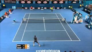 The Longest Grand Slam Rally Ever? | Australian Open 2013