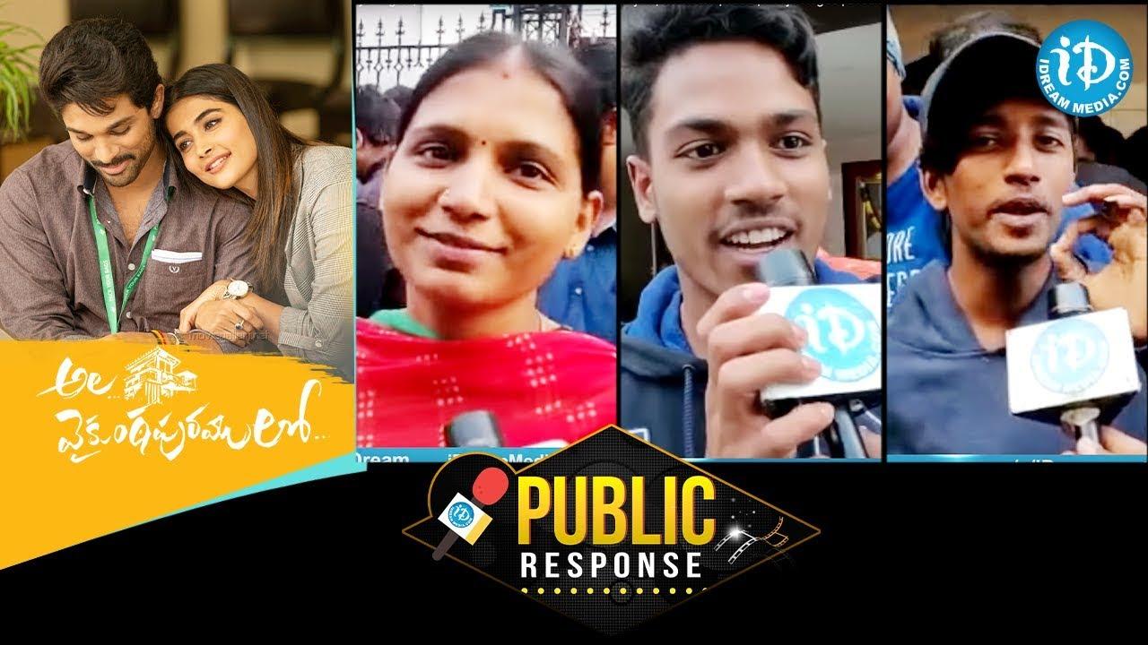 Ala Vaikunthapurramuloo Public Response
