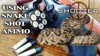 HOW TO USE SNAKE SHOT AMMO - SH007ER