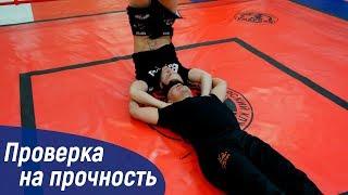Проверка на прочность. Костя Цзю против Артёма Тарасова