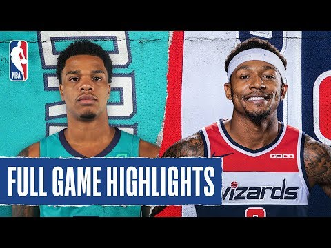HORNETS at WIZARDS | FULL GAME HIGHLIGHTS | January 30, 2020
