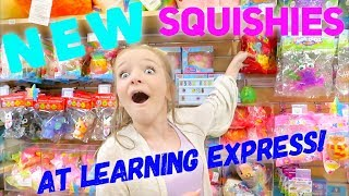NEW SQUISHIES AT LEARNING EXPRESS | Bryleigh Anne