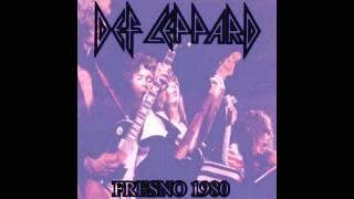 Def Leppard - Getcha Rocks Off live 1980