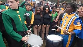 NC A&T  HOMECOMING GHOE 2017 Carver vs Independence High