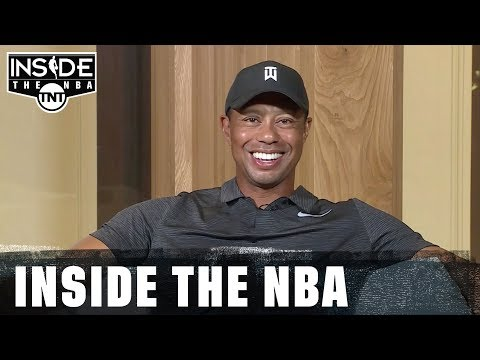 Tiger Woods Joins The Crew | Inside the NBA