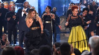 American Music Awards '18 - Mary Mary (Aretha Franklin Tribute)
