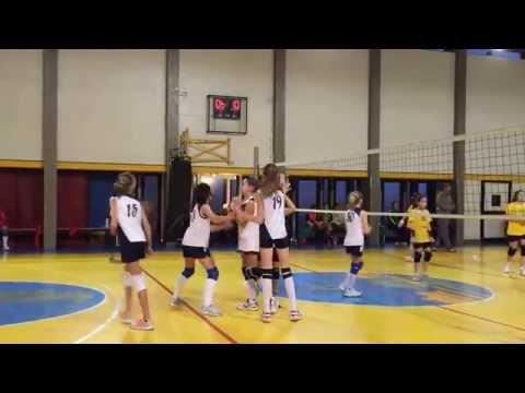 immagine di anteprima del video: GIEMME PONTE SAN PIETRO - CURNO 2010 VOLLEY BLU