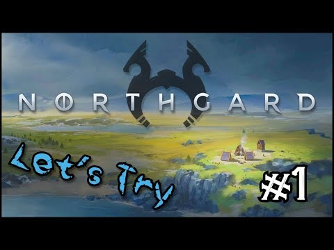 Let's Try Northgard | Norse-themed Strategy Gameplay #1