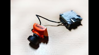 Runcam Racer 4 (digital) - SUNNY DAY Flight # 1 - Unedited DVR recording - 2020-11-08