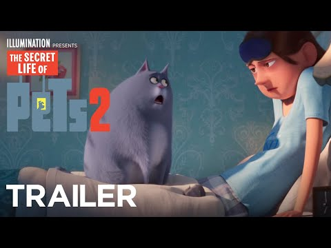 New The Secret Life of Pets 2 trailer puts Chloe in the spotlight •