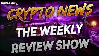 Crypto Weekly News Review 🔸 Wal-Mart of Venezuela  🔸 Bitcoin Drops 🔸 Bitcoin Cash Fork🔸 Coinmine