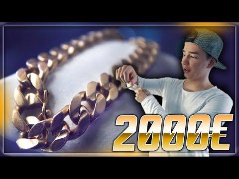 Wenn YouTuber Schmuck kaufen [2000€] Angel