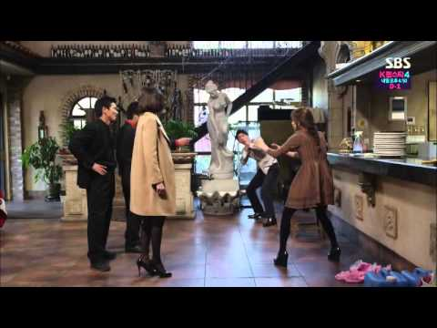 Birth of a Beauty - 미녀의 탄생 ep 7 fight scene