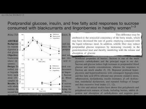 Zusammensetzung Daten und Diabetes