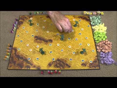 Game Fondue Reviews: Through the Desert