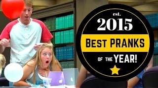 FUNNIEST PRANKS OF 2015