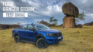 Ford Ranger Storm  - Test Drive