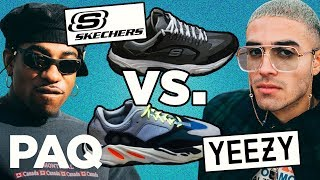 Testing the Yeezy Wave Runner vs. other Dad Sneakers | PAQ EP #18 | A show about streetwear | Kholo.pk