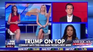 Phillip Weighs in on What Trump Must Do to Close the Gap on Hillary   FOX & Friends First
