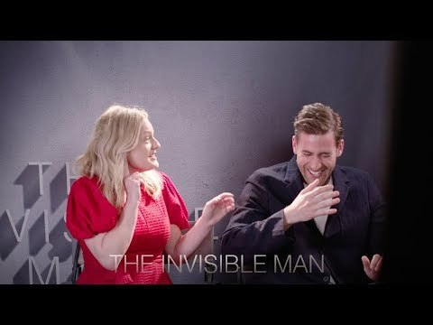 Pranking Reporters at the Invisible Man Interview