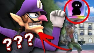 Waluigi in Smash Bros. Ultimate?