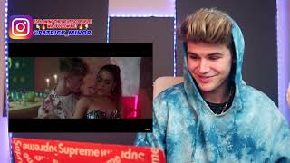 OMG! REACTING TO HRVY, DANNA PAOLA   SO GOOD (OFFICIAL MUSIC VIDEO) 2019