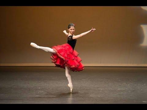Best Dancer Award- 2014 Start of Canaan Dance Internation Ballet competition